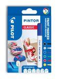 Pilot Pintor 4074 F popisovače Classic akryl 6 ks