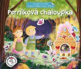 JIRI MODELS Samolepková knížka Povídej pohádku - Perníková chaloupka