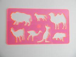 Šablona 749058 zvířata III.ČRV