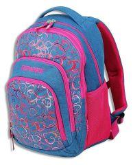 Studentský batoh 2v1 BAR Love