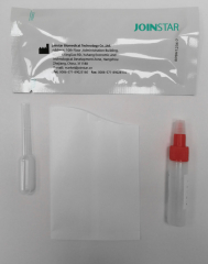 Certifikované antigenní rychlotesty na Covid 19 ze slin