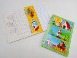 Zápisník školní A5- Štěňátko