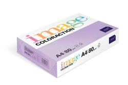 Papír kancelářský A4/100ks pastelově fialová 80g, 393499