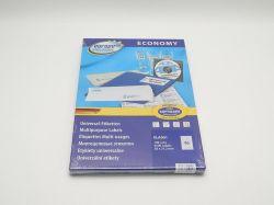 Etikety 38x21,2mm bílé, ELA001