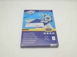 Etikety 105x74mm, bílé ELA023