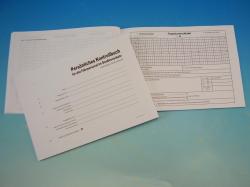 Kniha Kontrollbuch A5 /OP1173/