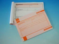 List reklamační A5 NCR, propis. /OP1254/