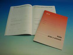 Kniha přání a stížností A4 /32listů/ /OP1256/