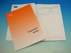Kniha inspekční A4 /OP1257/