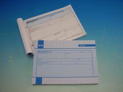 List reklamační A5/100 l. /OP1284/
