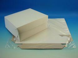 Dortové krabice 250x250x90mm, 3ks