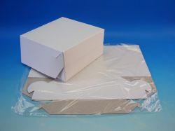 Dortové krabice 180x180x90mm, 3ks