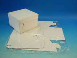 Dortové krabice 140x140x90mm, 3ks