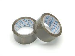 Páska balící 48x66m hnědá /Qtape/ - MTZ