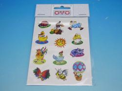 Obtisky moderní OVO 2011
