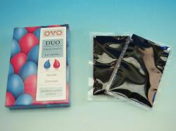 Barva OVO tekutá DUO mod/črv 2x20 ml