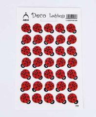 Samolepky Berušky - deco Ladybugs /418/