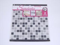 Samolepky pokoj. dekorace Mozaika, 2 archy /10204/