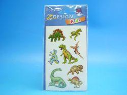 Samolepky Kids DINO 53145