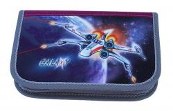 Penál školní 2-klopy  Galaxy P-4801-2.100