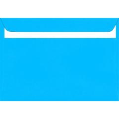 Obálka C5 160g modrá