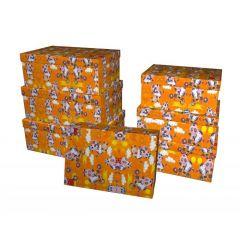 Krabice - sada 6ks Blažena 0708