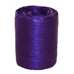 Raffia tmavě fialová 200m