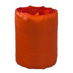 Raffia oranžová 200m