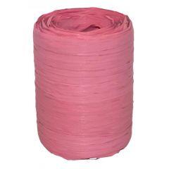 Raffia světle růžová 200m