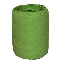 Raffia světle zelená 200m
