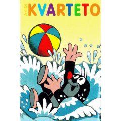 Karty Kvarteto - Krteček a balón