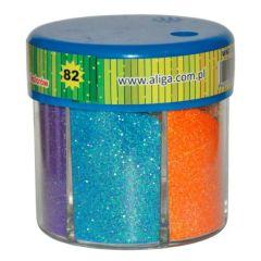 Brokát sypký 6 barev
