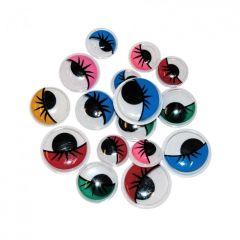 Dekorační oči R016
