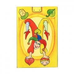 Karty hrací - jednohlavé