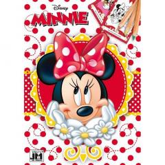 Omalovánky A5lux Minnie