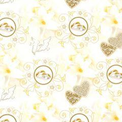 Svatební papír POL-MAK 24589