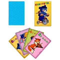 Karty Kvarteto - Baribal