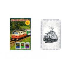 Kvarteto Elektrické lokomotivy