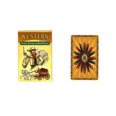 Hrací karty Western