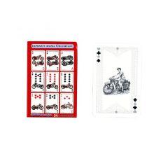 Hrací karty MOTOveteráni