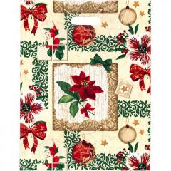 Taška Vánoční růže