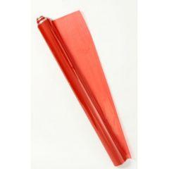 Celofán červený 100 x 70 cm v roli