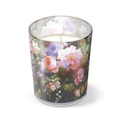 Svíčka ve skle Roses on Velvet