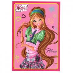 Omalovánky A5 Winx - Flora
