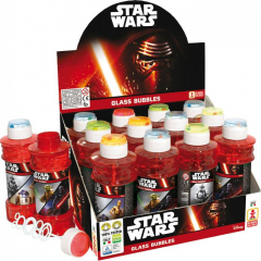Bublifuk Glass Star Wars 300 ml