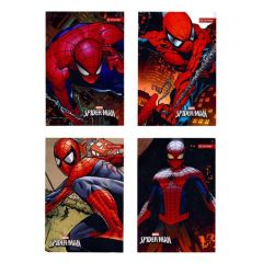 Bloček A6 Spiderman