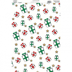Vánoční karton A4 DB04-101