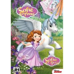 Omalovánky A5lux Princezna Sofie