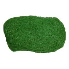 Dekorační sisal - světle zelený