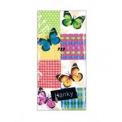 Papírové kapesníky P+D 01315